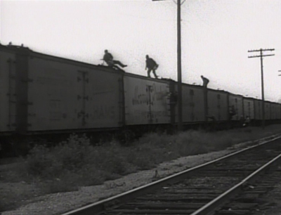 Riding The Rails Great Depression